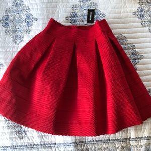 Express elastic skirt
